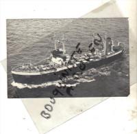 "photo  navire bateau identifi� "" Banang "" Perusahan Paralayan Indon�sie construit en 1946 � Leith Katul de 46 � 67 mer"