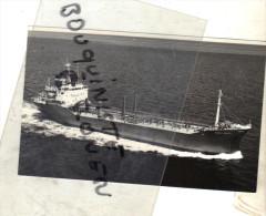 "photo  navire bateau identifi� "" BUNGA KIAMBANG "" MALAYSIAN INTERNATIONAL MALAISIE RCONSTRUIT A NAGASAKI EN 1982 JAPON"