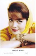 NATALIE WOOD - Film Star Pin Up - Publisher Swiftsure Postcards 2000 - Postales