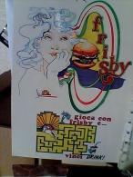 PARMA  PUBBLICITA FAST FOOD FRISBY   N1985 EW2289 - Parma