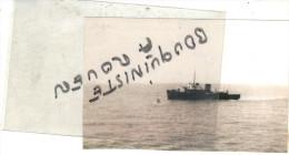 """photo  navire bateau identifi� """" JEAN MANSELET """" CIE UNIVERSELLE SUEZ 1958 MORHID CONSTRUIT EN 1950 TRANSPORT MARITIME"""
