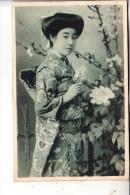 JAPAN / NIPPON, GEISHA, Early Card, Undivided Back - Japon