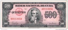 500 PESOS 1950 REPUBLICA SCARCE AND RARE.!