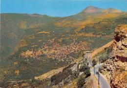 Lebanon - C�dres - La route des C�dres          ( 2 scans )