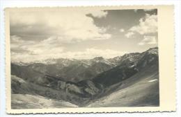 PHOTO 13,5 X 9 Cm Amateur Artistique Des Années 1950.. MONTAGNES Des ALPES - Places