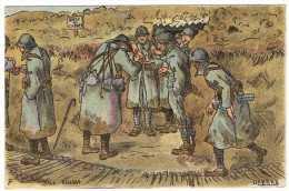 GABARD Ernest - Le Pinard N° 7 - Illustrateur - Non Classificati