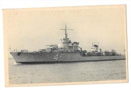 (5377-00) Contre Torpilleur - Le Mogador - Contre Torpilleur à Double Tourelle - Warships
