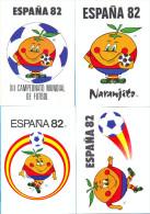 Spain '82 - XII World Football Championship. - Soccer