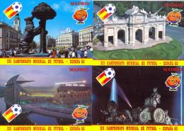 Spain ´82 - XII World Football Championship. - Soccer