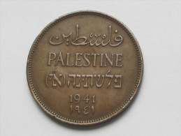 PALESTINE 2 Two Mils 1941  **** EN ACHAT IMMEDIAT **** - Otros – Asia