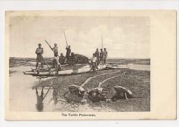 T869 - The Turtle Fishermen - Fidji