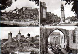Bautzen - S/w Mehrbildkarte 1 - Bautzen