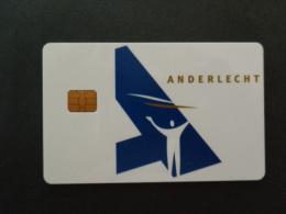 CARTE � PUCE DE STATIONNEMENT - ANDERLECHT