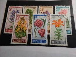 Hongrie-Magyar Posta (°) - Végétaux