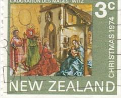 Nuova Zelanda - 1 Val.used - Unclassified