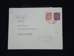 PORTUGAL - Envel.de L' Ambassade Du Bresil à Lisbonne Pour Paris En 1948 - Aff Plaisant - à Voir P8632 - 1910-... République