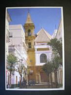 1228 ESPAÑA SPAIN ANDALUCIA CADIZ IGLESIA DE LA PALMA BARRIO DE LA VIÑA POSTCARD POSTAL AÑOS 80/90 - TENGO MAS POSTALES - Cádiz