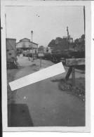 France Us Army Convoi D'artillerie Lourde Canon De 155mm Court 1 Photo 14-18 1914-1918 Ww1 WW1 Wk1 - War, Military