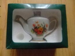 JARRA DE TÉ - TETERA - THÉIÈRE - THEEPOT - TEAPOT - Miniaturas Decorativas