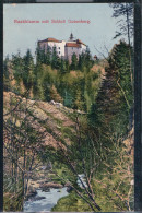 Gutenberg-Stenzengreith - Raabklamm Mit Schloss Gutenberg - Autriche