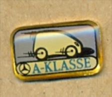 13-aut152. Pin Mercedes Klasse-A - Mercedes