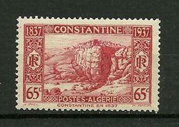 """ALGERIE   1937    N° 131  """"centenaire De La Prise De Constantine""""      NEUF - Neufs"""