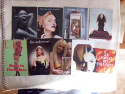 LOT DE 9 CARTES....FEMMES...SEXY..PUBLICITE - Cartes Postales