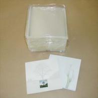 1 Kilo Dunne Hoesjes Voor Moderne Doodsprentjes - 1 Kilo Pochettes Superfin Pour Images Pieuses - Vieux Papiers
