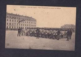 Nancy (54) 79 è De Ligne Preparation Pour Le Defile ( Militaria Regiment Caserne Musique  Imp Reunies ) - Nancy