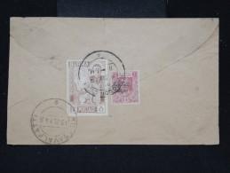 GRANDE BRETAGNE - BIRMANIE - Enveloppe De Rangoon Pour Kelasevalpatti ( Inde) En 1948 - Aff. Plaisant - à Voir P8669 - Burma (...-1947)