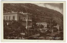 Liban - SOUK-EL-GHARB - H�tel Royal - L'entr�e. Janto �d.