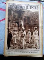 Le Patriote Illustré N°35 Du 27/08/1933 Beverloo Banneux Gand Loncin Kaaskerke Spa Tongerloo Fleurus Jette Heverlé - Collections
