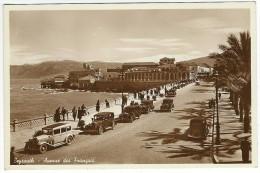 Liban - BEYROUTH - Avenue des Fran�ais.  Photo Sport �d.