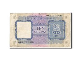 Grande Bretagne, 10 Shillings Type 1943 - …-1952 : Before Elizabeth II