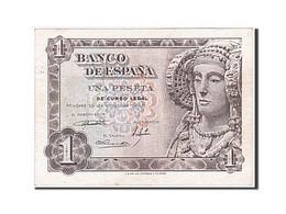 Espagne, 1 Peseta, Type 1948 - [ 3] 1936-1975 : Régence De Franco