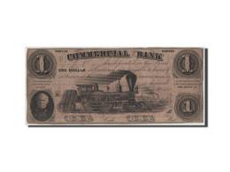 [#44797] Etats-Unis, Obsolètes, Indiana, Commercial Bank, 1 Dollar 3.4.1858 - Indiana