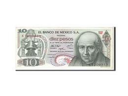 [#111445] Mexique, 10 Pesos Type 1971 - México