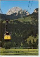 WENDELSTEIN, Bayer. Alpen Mit Seilbahn Bayrischzell, Osterhofen Talstation, Funiculare - Sin Clasificación