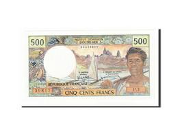 Tahiti, 500 Francs Type 1969 - Billets