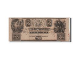 [#44671] Etats-Unis, Obsolètes, Michigan, Tecumseh Bank, 3 Dollars 18__ - United States Of America