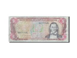 [#258961] République Dominicaine, 5 Pesos Oro, Type Sanchez - Dominicaine