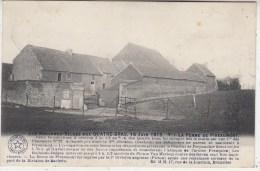 Les Hollando-Belges Aux Quatre-Bras - 16 Juin 1815 N° 4 La Ferme De Grand Pierrepont - Militaria