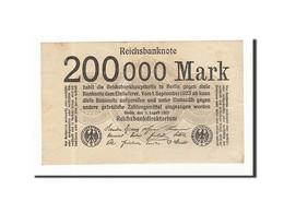 Allemagne, 200 000 Mark Type 1923 - [ 3] 1918-1933: Weimarrepubliek