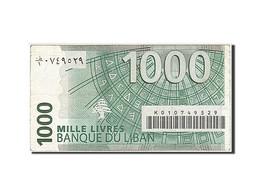 Liban, 1000 Livres, Type 2011 - Liban