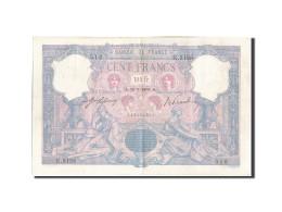 [#206592] 100 Francs Type Bleu Et Rose, 18 Juillet 1908, Fayette 21.23 - 1871-1952 Anciens Francs Circulés Au XXème