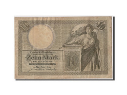 [#307283] Allemagne, 10 Mark Type 1904-06 - [ 2] 1871-1918 : Duitse Rijk