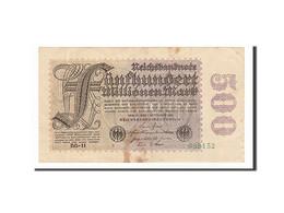 [#158572] Allemagne, 500 Millions Mark Type 1923 - [ 3] 1918-1933: Weimarrepubliek