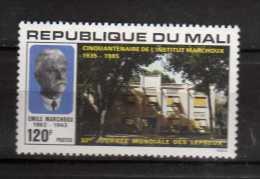 MALI **  -1985 - Journée Mondiale Des Lépreux.  Yvert 520. - Mali (1959-...)