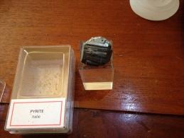 Pyrite - Minerals
