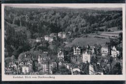 Karlsbad - Blick Vom Dreikreuzberg - Karlovy Vary - Boehmen Und Maehren